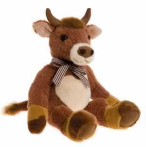 Charlie Bears Holyrood Cow - Bearhouse 2016