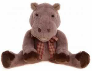 Charlie Bears Hatfield Hippo - Bearhouse 2015