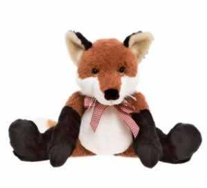 Charlie Bears Windsor Fox - Bearhouse 2016