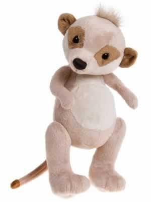 Charlie Bears Mathilde Meerkat - Baby Boutique 2016