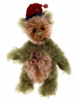 Mr Cuddlefluff by Charlie Bears