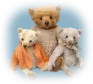 Kaz Bears by Karen Brentnall