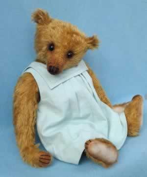 Beatrix Benton by Barricane Bears - adopted