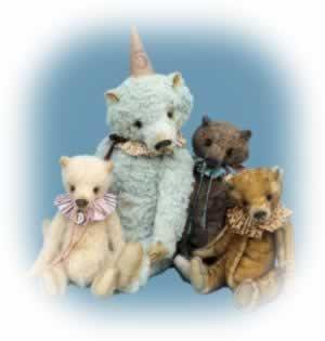 Britannia Bears by Karen Elderfield