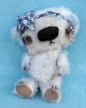 JoJo by Beardsley Bears - adopted