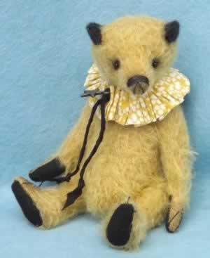 Fergus by Britannia Bears - adopted