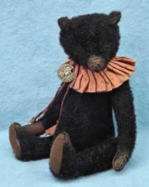 Todd by Britannia Bears - adopted