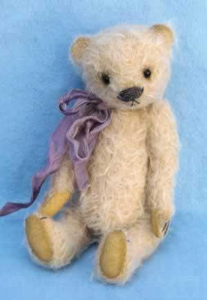Kevin by Karen Elderfield, Britannia Bears - reserved
