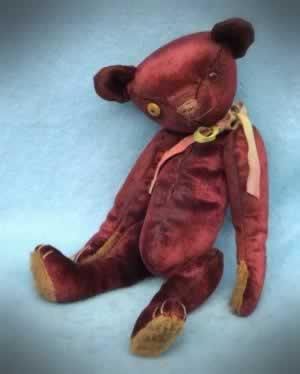 Red Velvet by Bearable Bears