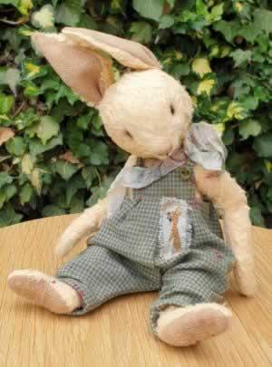 Attic Bunny by Olga Ishenkova