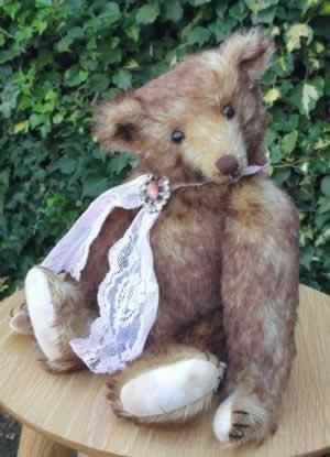 Mariella Weach by Barricane Bears - adopted
