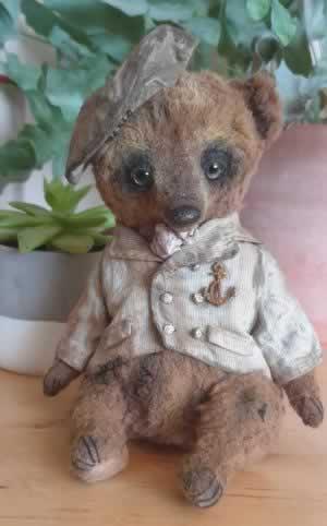 Little Teddy Boy by Leni-Dolls - adopted