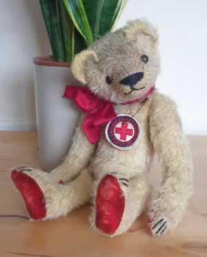 Milo by Beardsley Bears - adopted