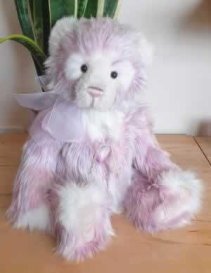 Jill by Charlie Bears - a charity donation