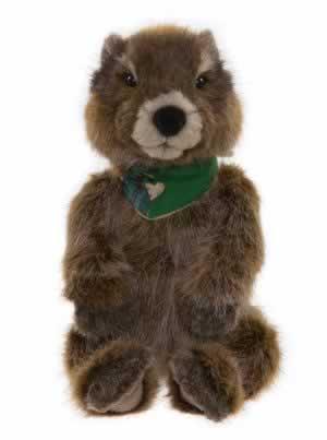 Woodchuck by Charlie Bears