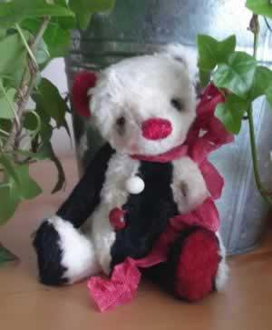 Bear 106 by Little Dipper Teddies