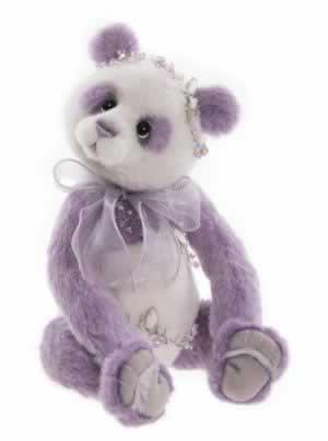 Lavender by Charlie Bears