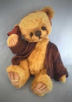 Odette by Jenny Johnson, Three O'Clock Bears - reserved