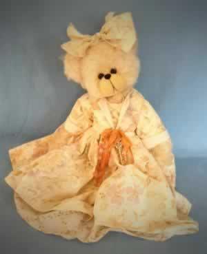 Judith by Sharon Hale, Shaz Bears - PRICE REDUCED