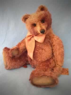 Justin by Vintage Bears - reserved