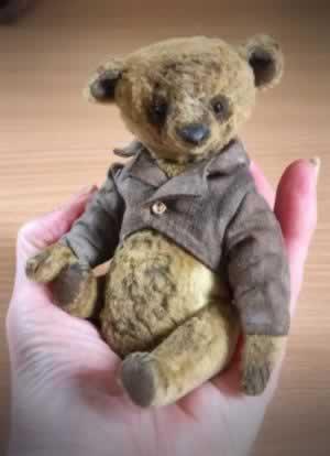 Cubby Boy Bear #1 - adopted