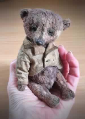 Cubby Boy Bear #2 - adopted