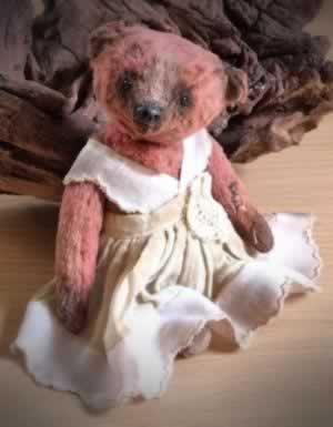Cubby Girl Bear - adopted
