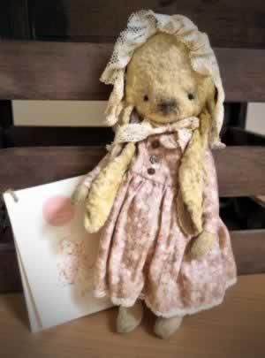 Lisa by Anna, Goroshek Teddy