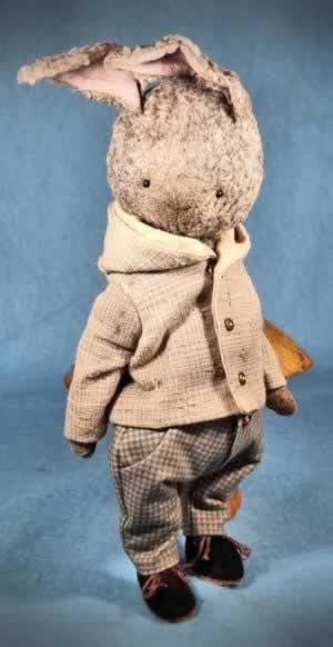 Teddy Bunny by prosvirkinairina.teddys