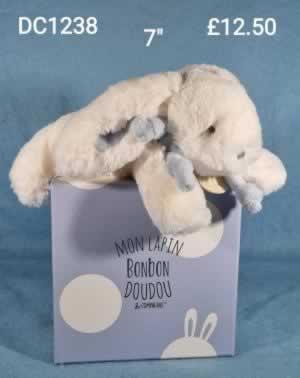 DC1238 - Soft Toy Rabbit Bonbon