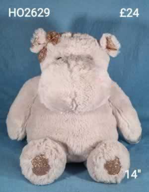 HO2629 - soft toy Hippo