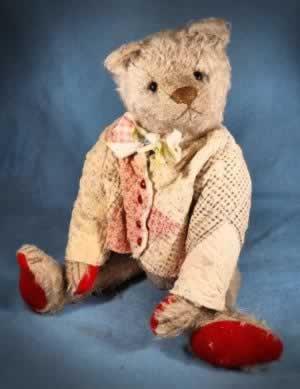 Simple Simon by Beardsley Bears - adopted