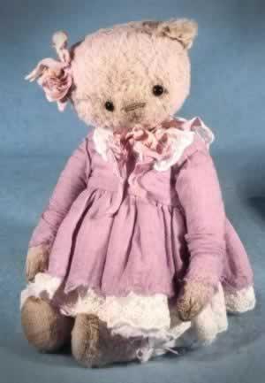 Teddy #3 by prosvirkinairina.teddys