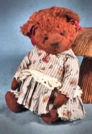 Teddy #6 by prosvirkinairina.teddys - PRICE REDUCED