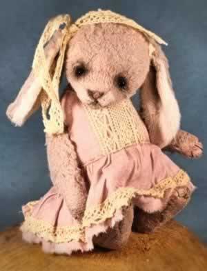 Lucy Bunny by Elena Kozlovskaya, Cozy-toys