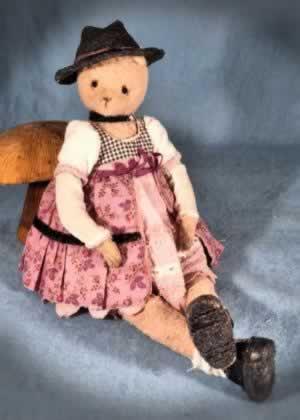 Teddy #11, maker unknown