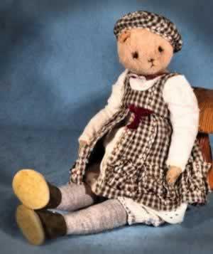 Teddy #12, maker unknown