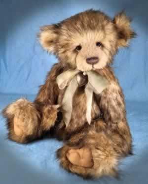 Lita by Charlie Bears - adopted