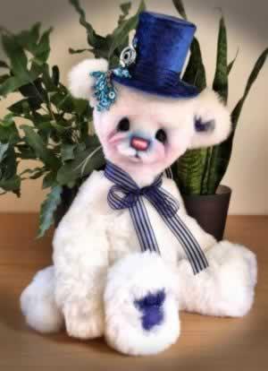 Sir Jasper by Kim Gallimore, A Bear by Kim - adopted