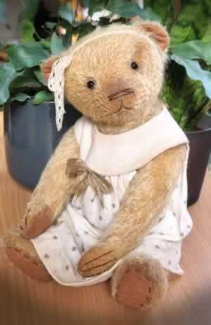Ingrid by Yunia Lelyukhina, My Sweet Teddy