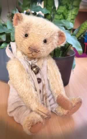 Sven by Yunia Lelyukhina, My Sweet Teddy