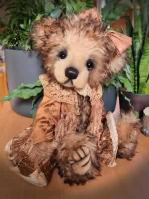 Nancy by Jenny Johnson, Three O'Clock Bears - adopted