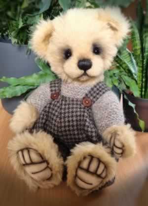 Ned By Jenny Johnson, Three O'Clock Bears - adopted